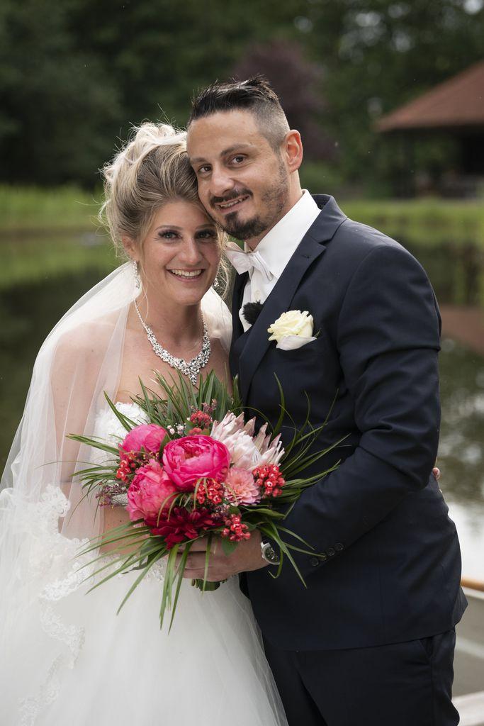 Hochzeit Auf Ersten Blick Alex Serkan Machen Mannerabend Promiflash De