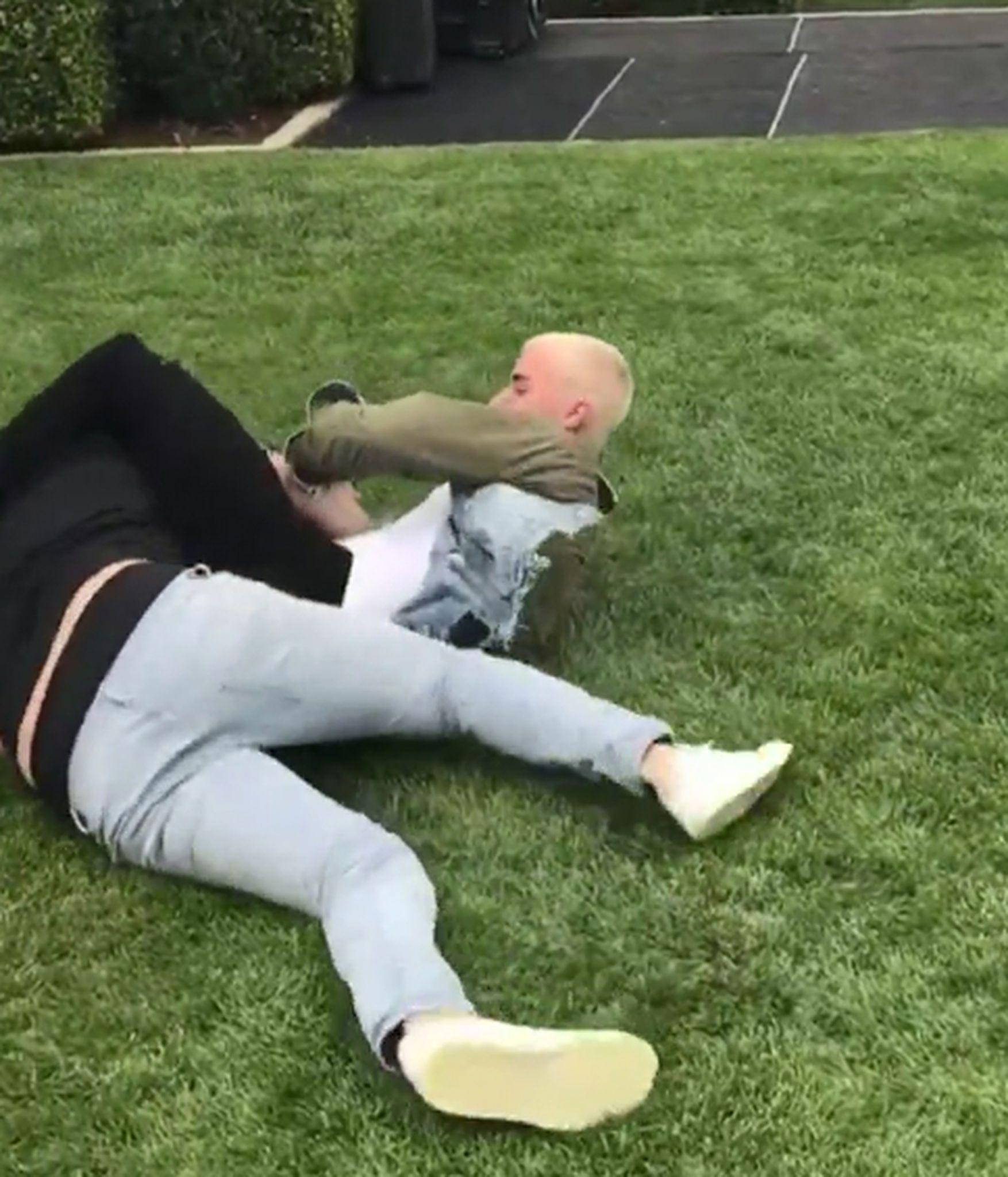 Justin bieber dating Backup-Tänzer