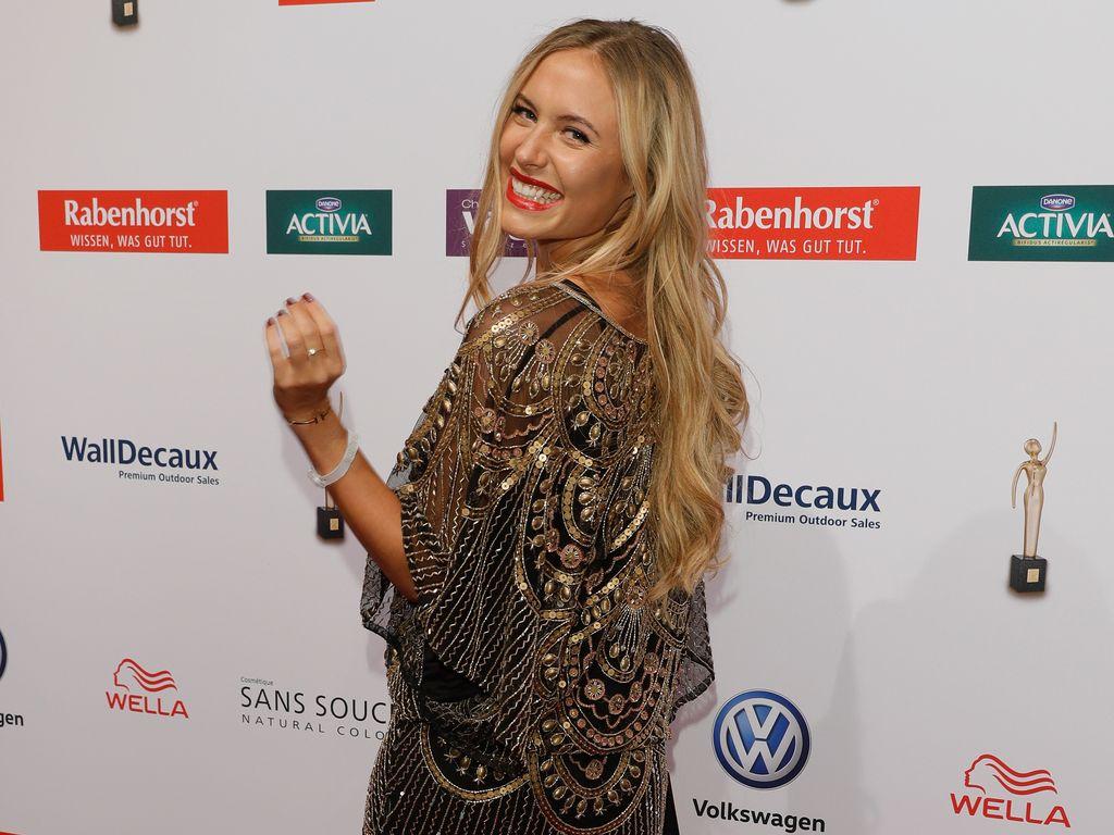 Model Alena Gerber