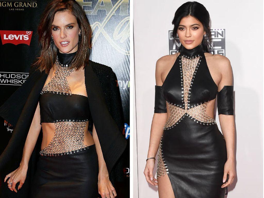 Kylie Jenner und Alessandra Ambrosio