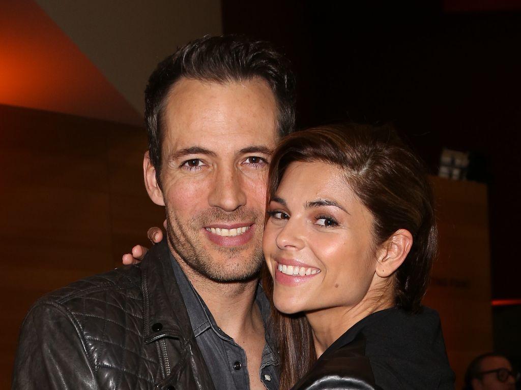 Alexander Mazza mit seiner Frau Viola bei einem Charity-Event in München