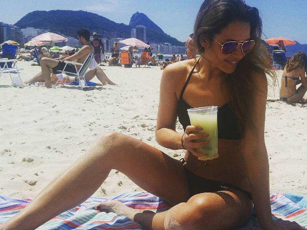 Alisa in Brasilien