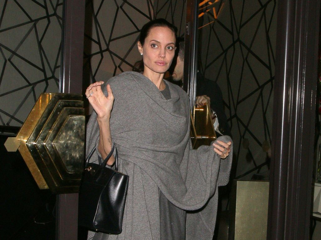 Angelina Jolie, Hollywood-Star