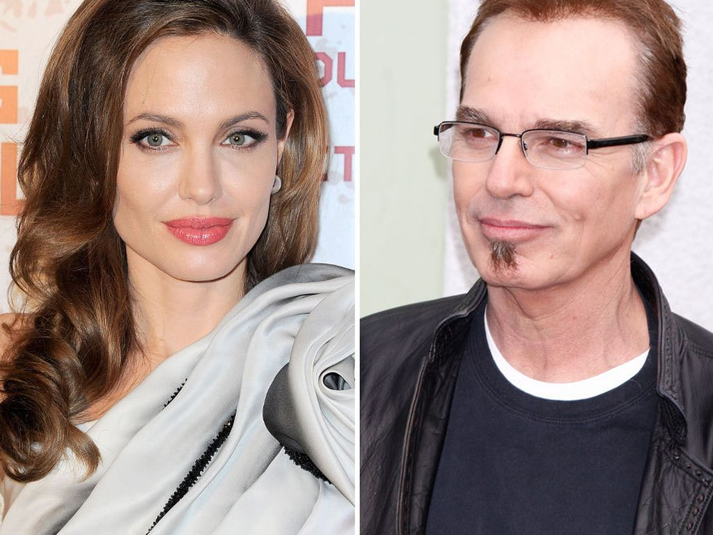 Angelina Jolie und Billy Bob Thornton Collage