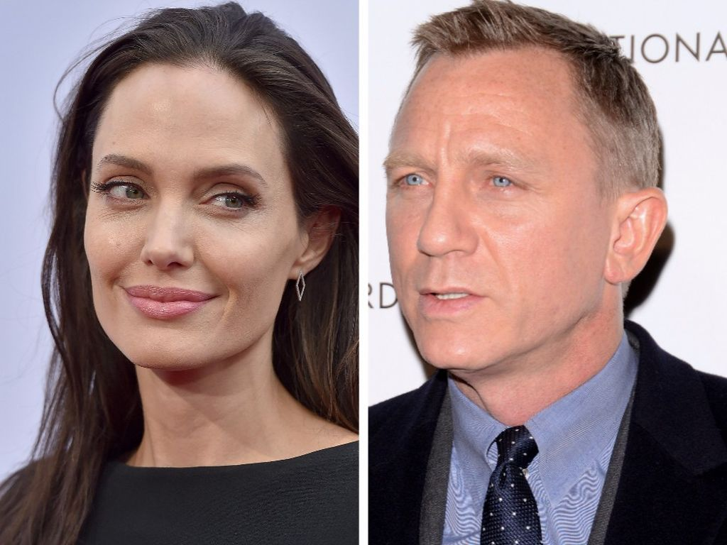 Angelina Jolie und Daniel Craig