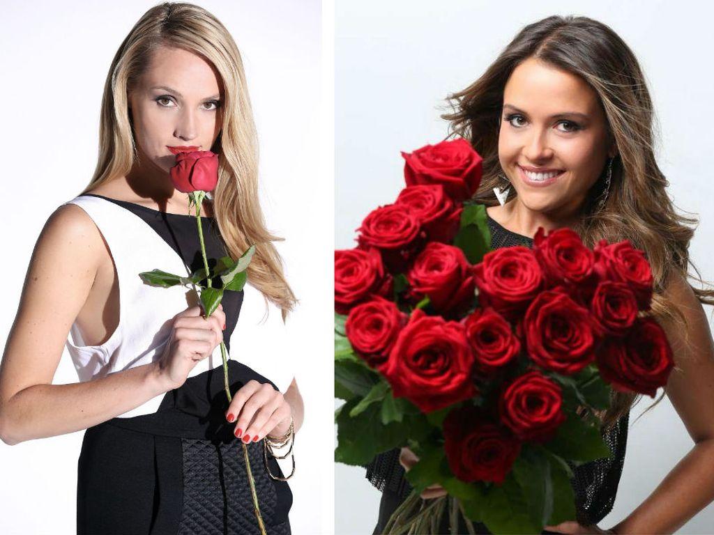 Die Bachelorettes: Anna Christiana Hofbauer und Alisa Persch