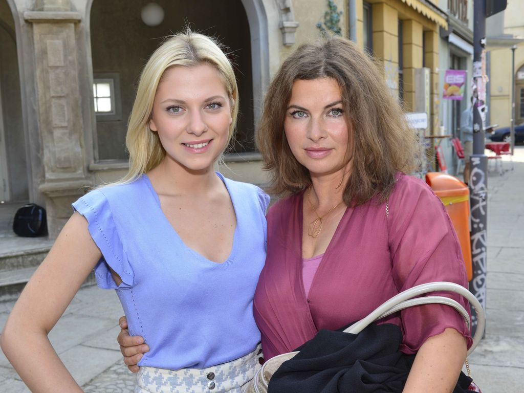 Valentina Pahde und Anne Brendler