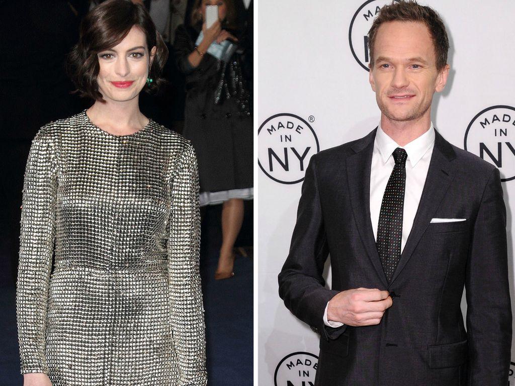 Anne Hathaway und Neil Patrick Harris