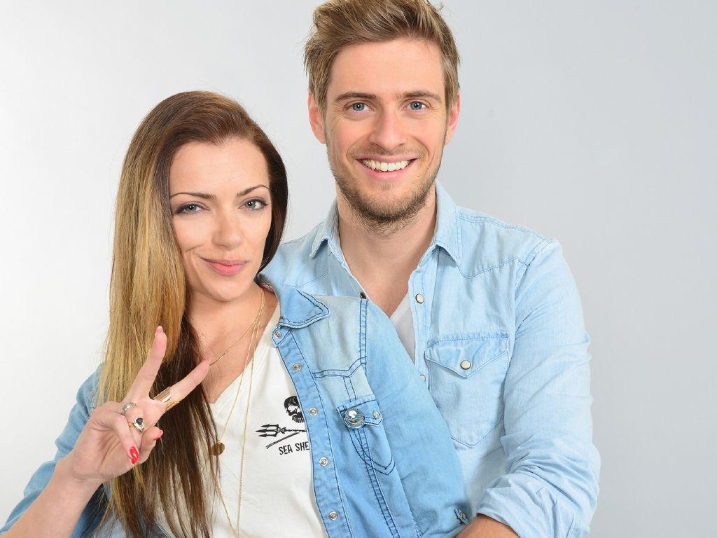 Jörn Schlönvoigt und Anne Menden