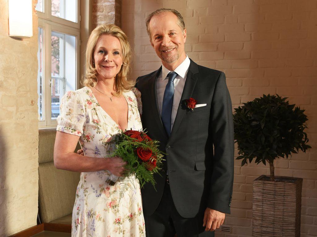 Anne Moll und Jochen Horst