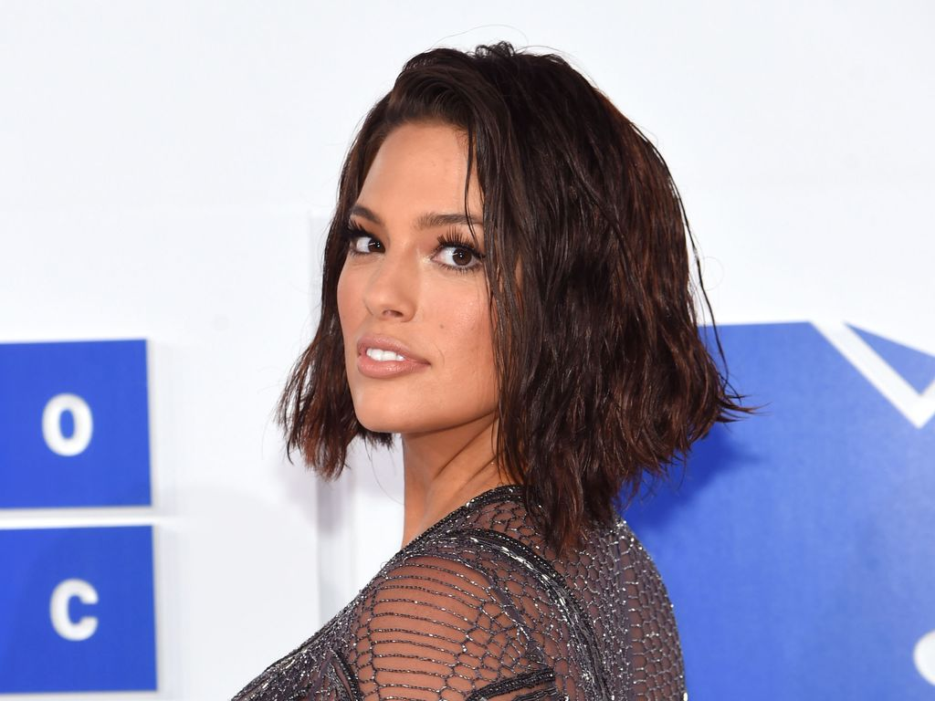 Ashley Graham bei den MTV VMAs