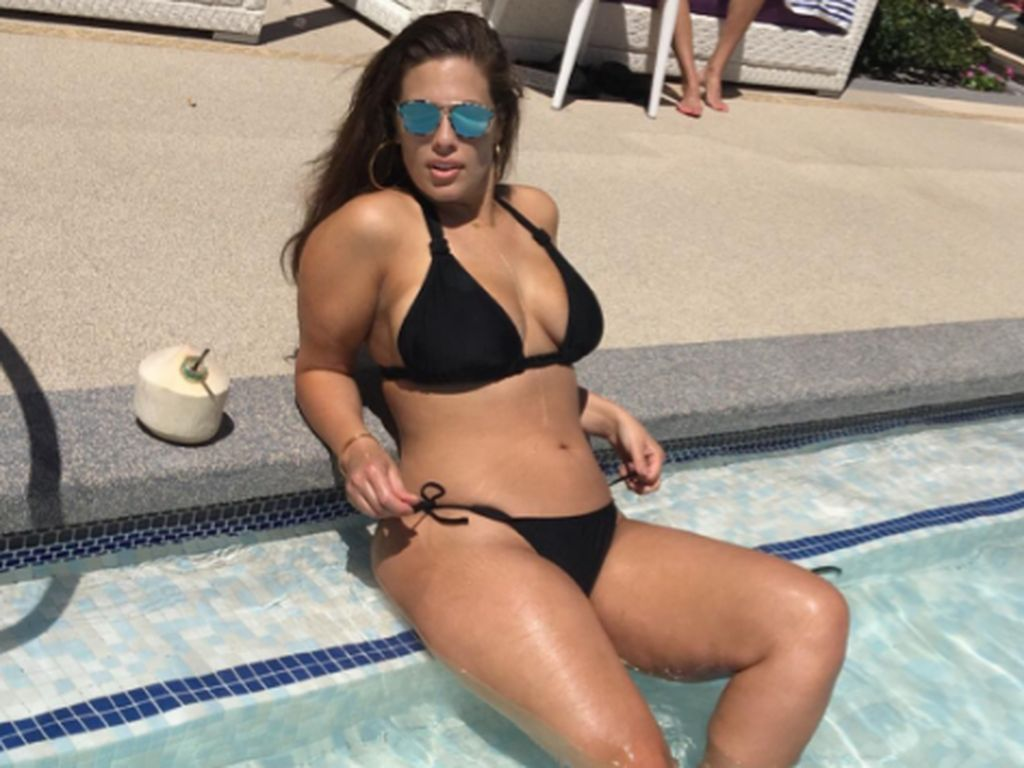 Ashley Graham im Las-Vegas-Urlaub