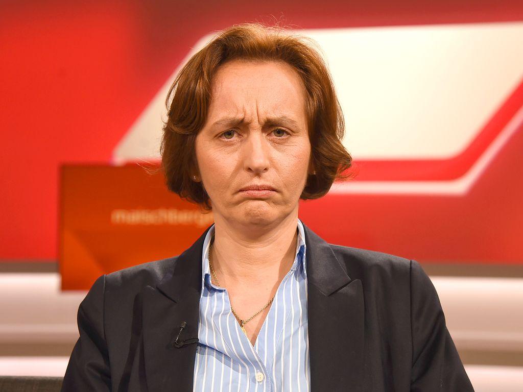 Beatrix von Storch, stellvertretende Parteivorsitzende der AfD