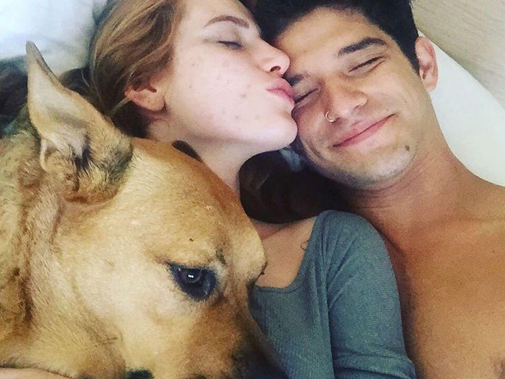 Bella Thorne und Tyler Posey