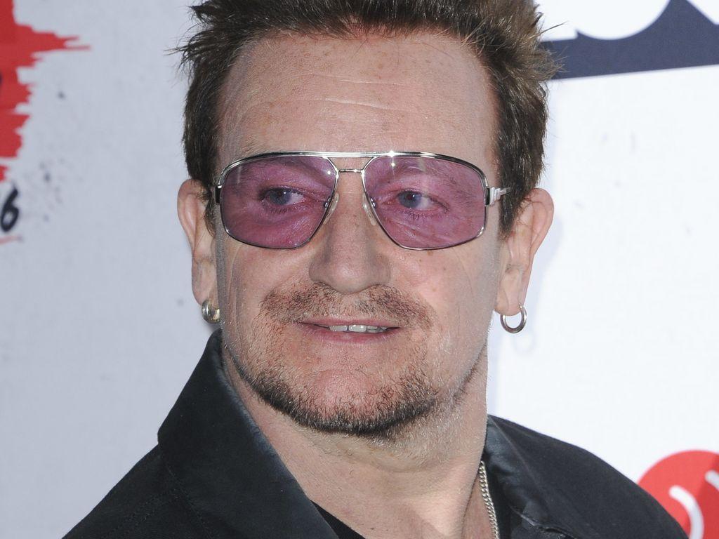 "Bono bei den ""iHeart Radio Music Awards"" 2016"