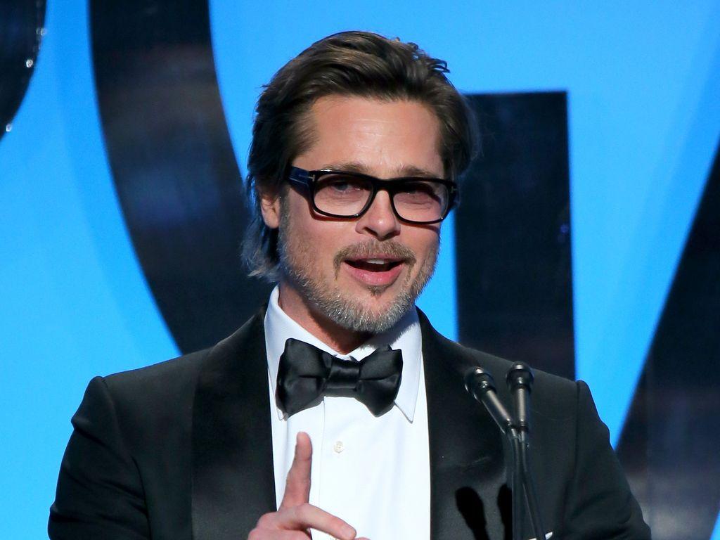 Hollywood-Star Brad Pitt