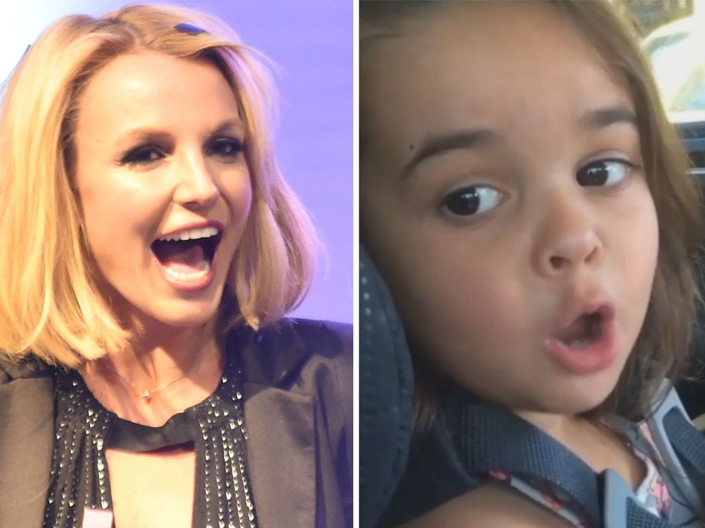 Britney Spears und Sophia Spears