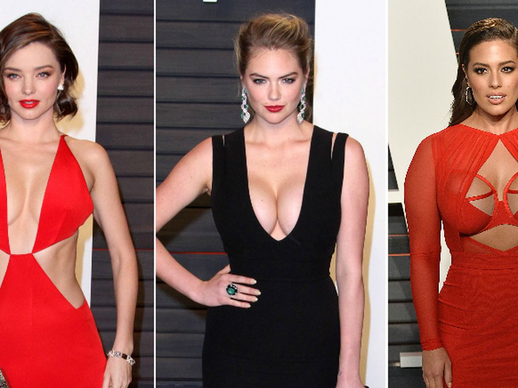 Ashley Graham, Miranda Kerr und Kate Upton