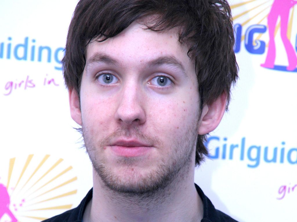 Calvin Harris bei einem Charity-Event in Manchester, 2007