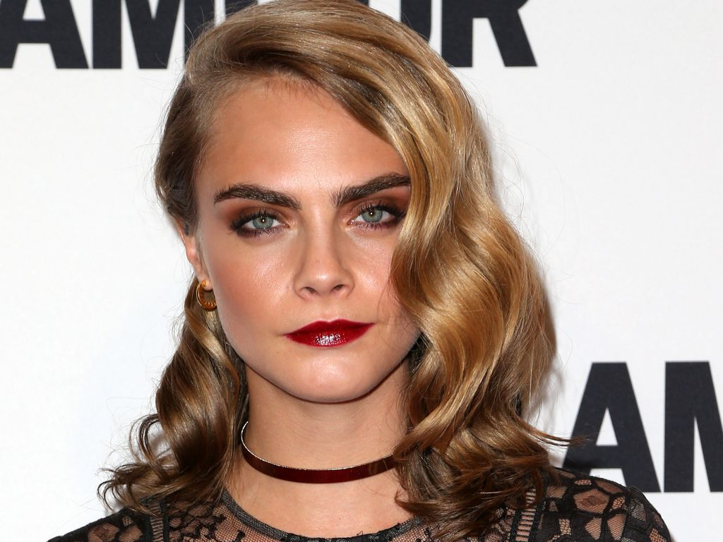 "Cara Delevingne bei ""Glamour Women Of The Year 2016"""