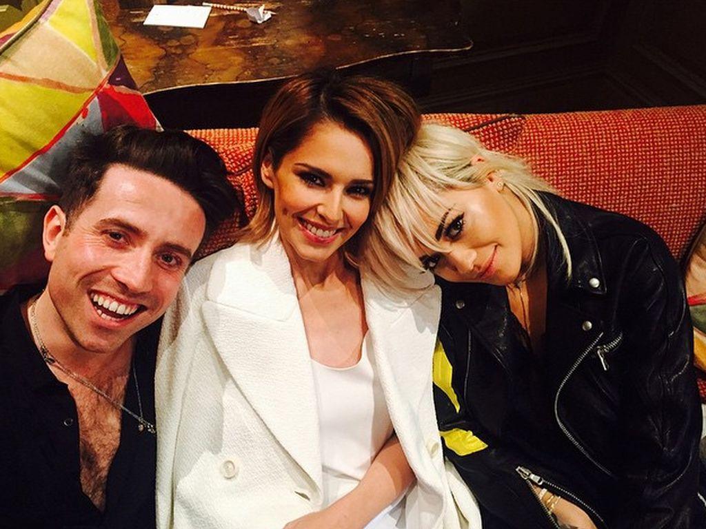 Rita Ora und Cheryl Cole