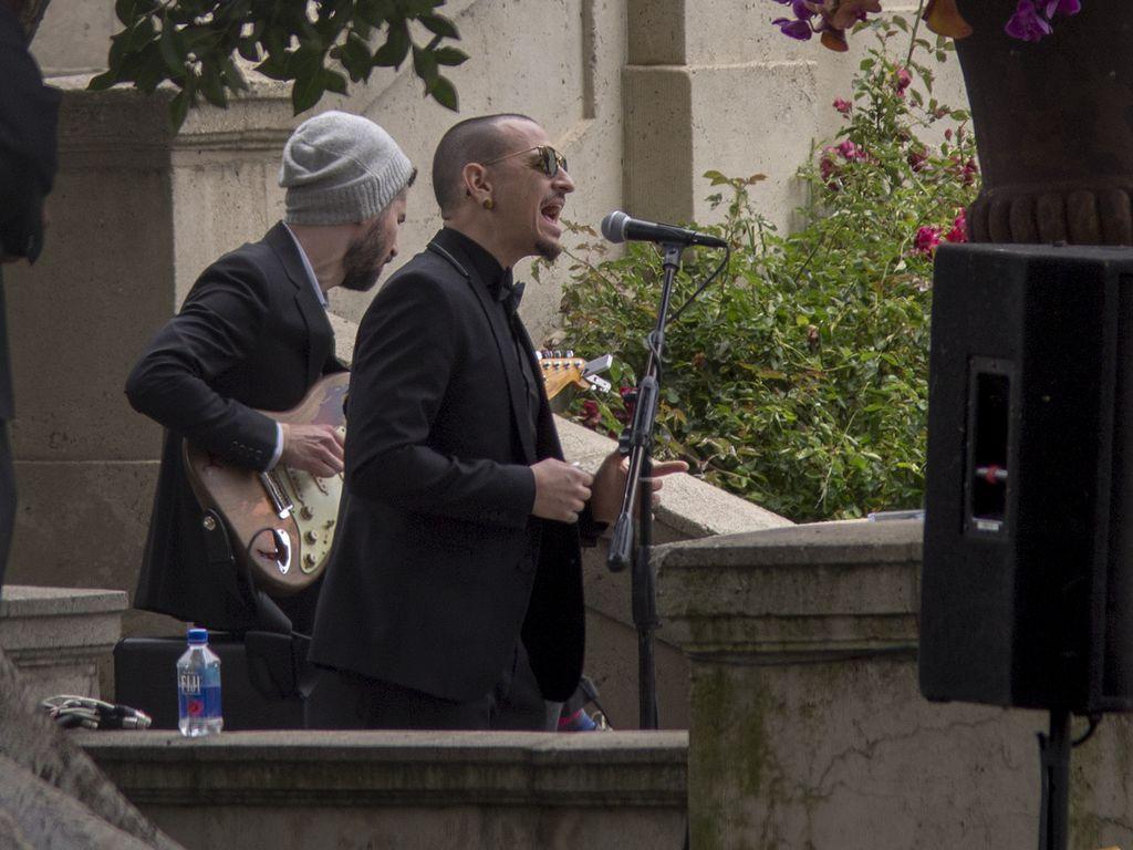 Gerichtsmediziner bestätigt Suizid von Linkin-Park-Sänger