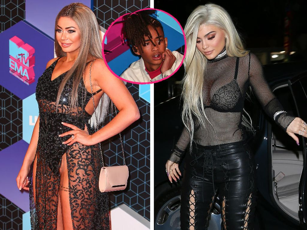 Chloe Ferry, Jaden Smith und Kylie Jenner