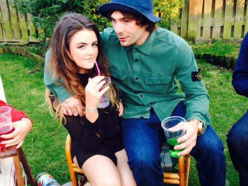 Chloe Ross und Mike Towell