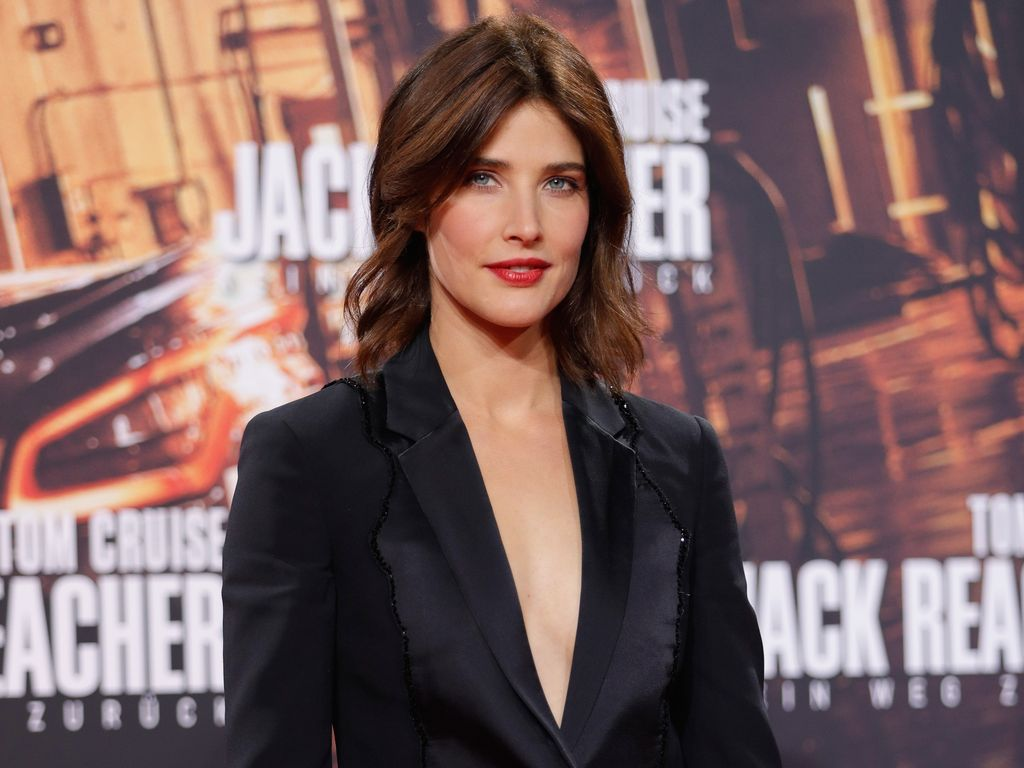 """Cobie Smulders bei """"Jack Reacher 2""""-Premiere"""
