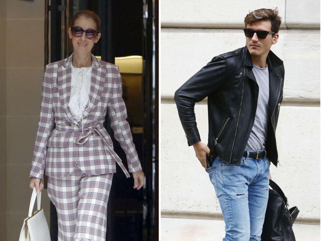 Céline Dion: frisch verliebt?