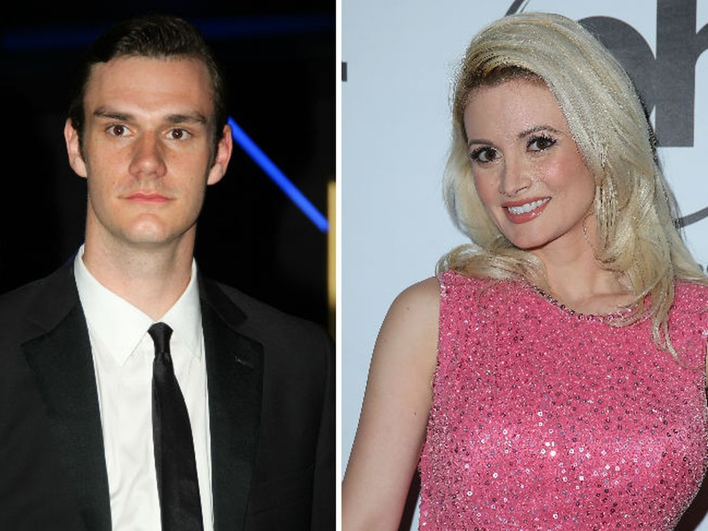 Holly Madison und Cooper Hefner