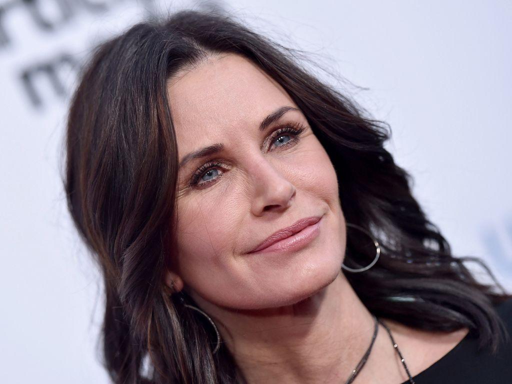 Courteney Cox, Schauspielerin