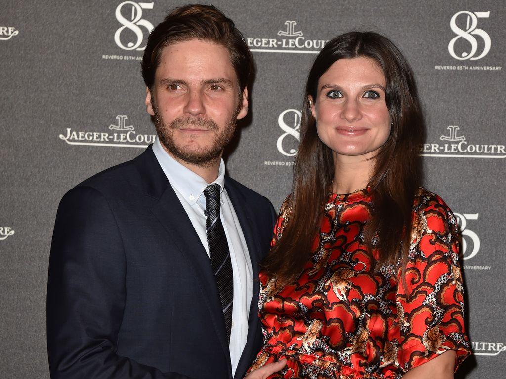 Daniel Brühl und Felicitas Rombold beim Jaeger-LeCoultre-Gala-Dinner in Venedig