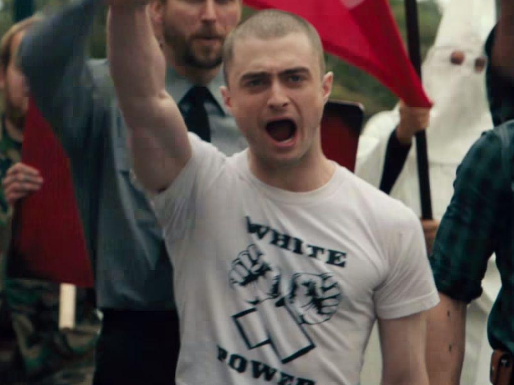 """Daniel Radcliffe im Film """"Imperium"""""""