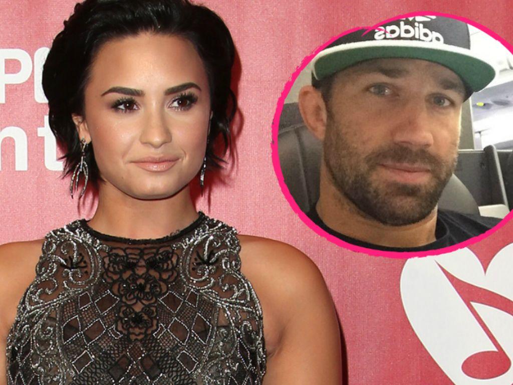 Demi Lovato und Luke Rockhold