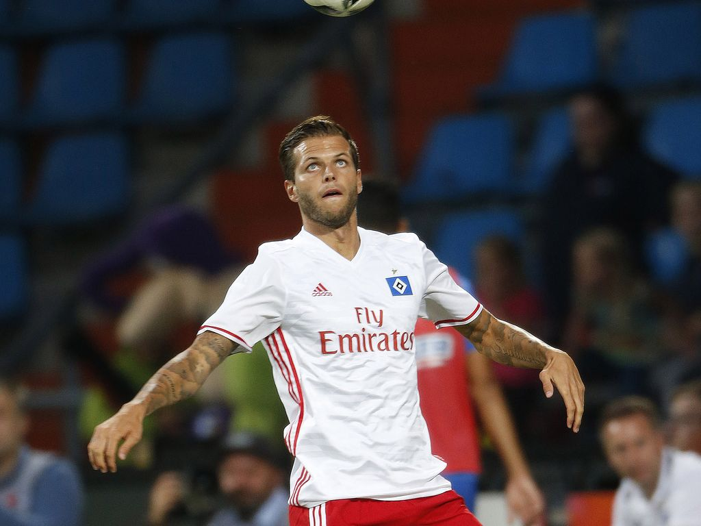 HSV-Star Dennis Diekmeier