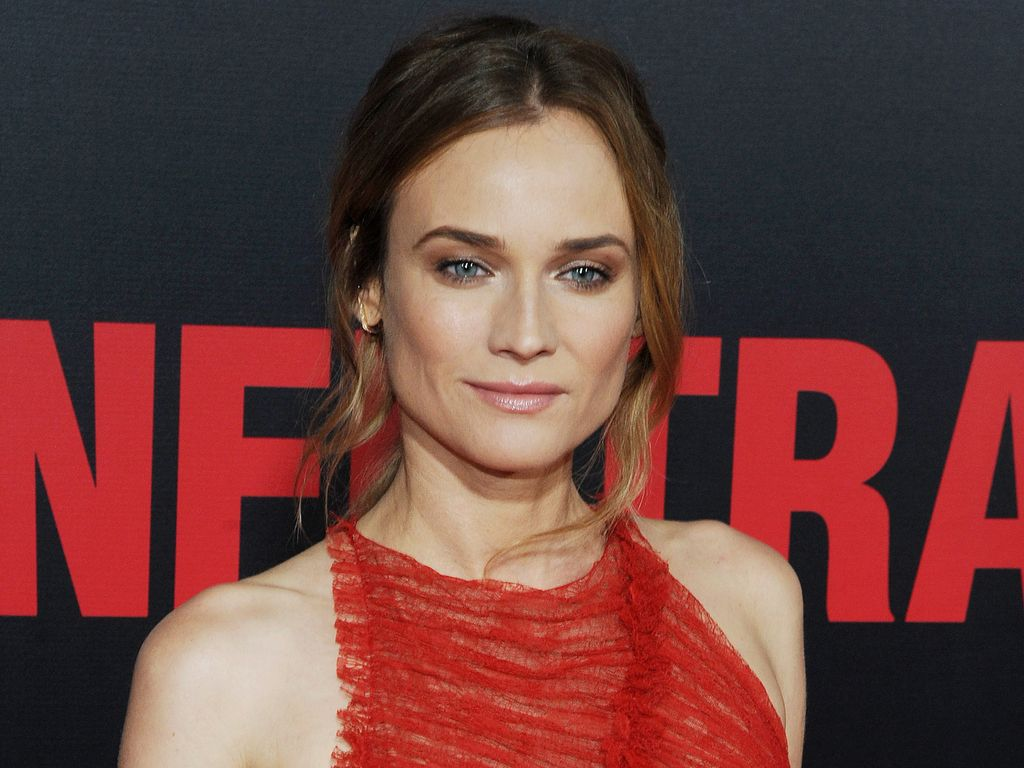 "Diane Kruger bei der ""The Infiltrator""-Premiere in New York"