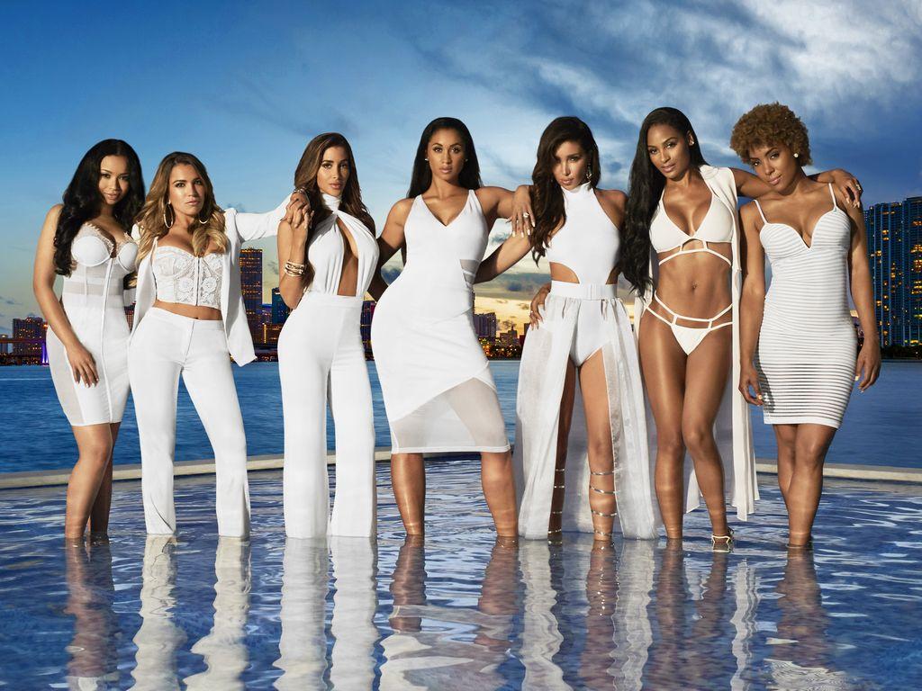 "Der ""WAGS Miami""-Cast"