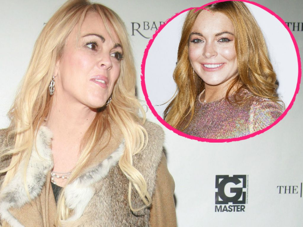 Lindsay Lohan und Dina Lohan