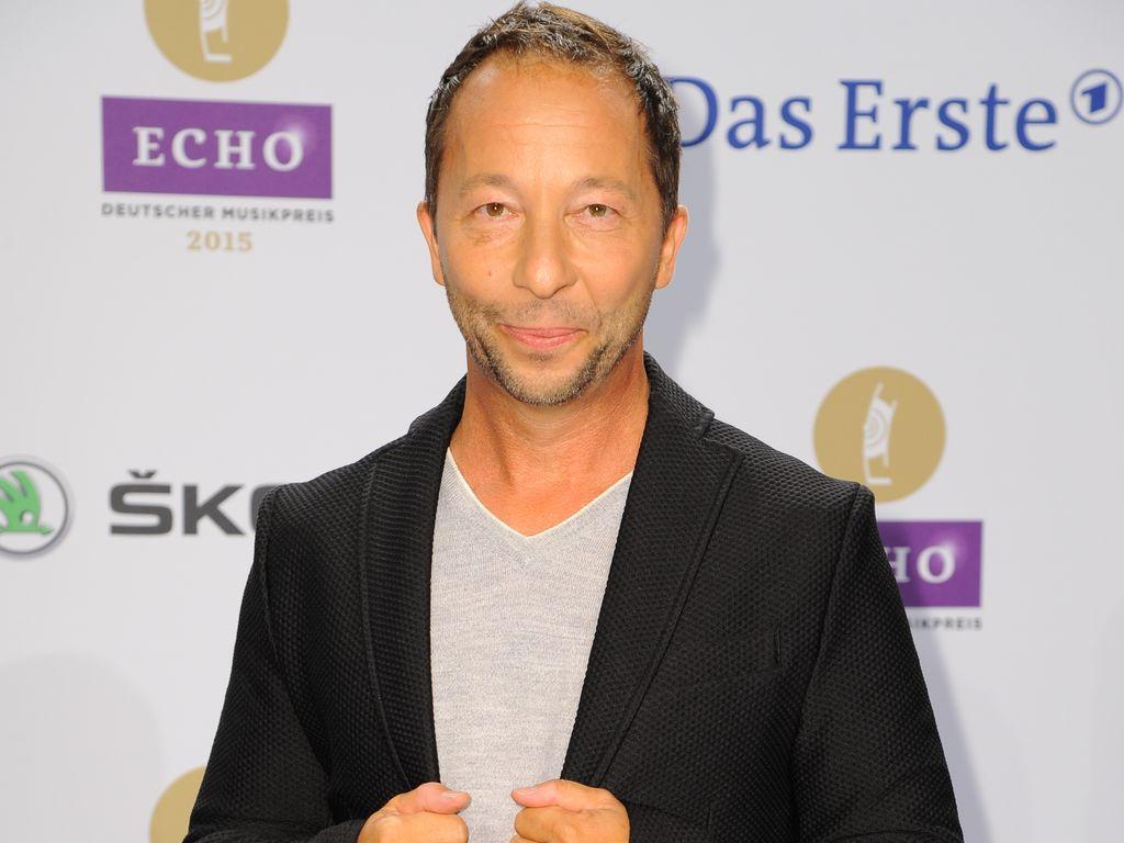 DJ Bobo bei der Echo-Verleihung 2015 in Berlin
