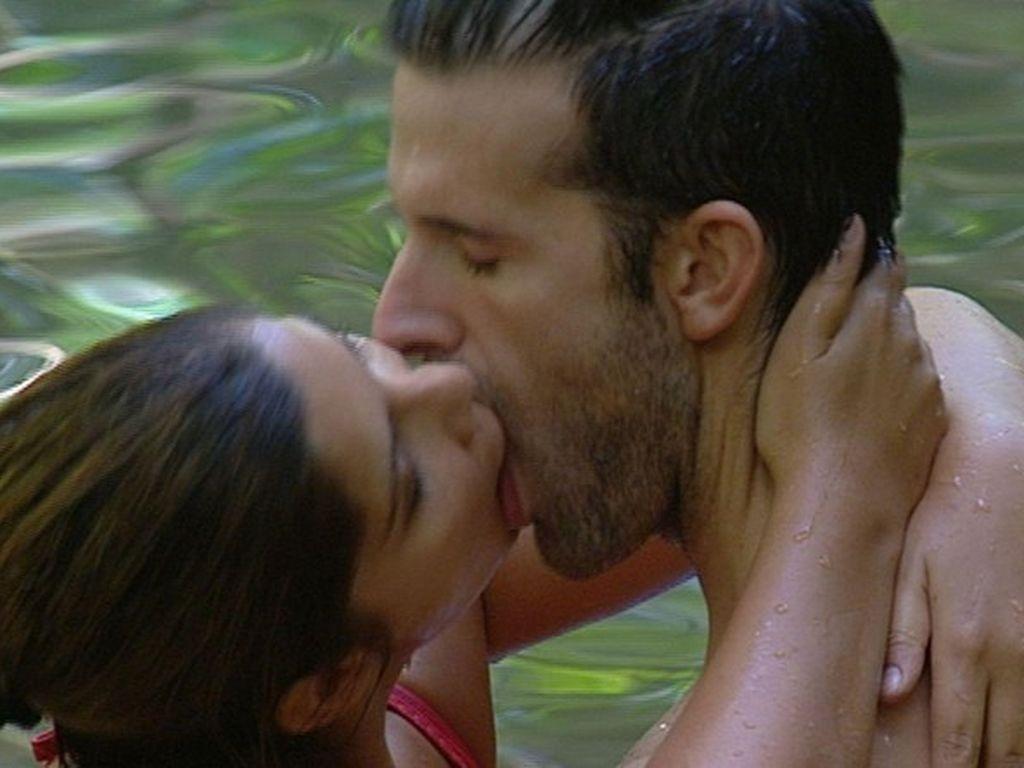 Jay Khan und Indira im Dschungelcamp