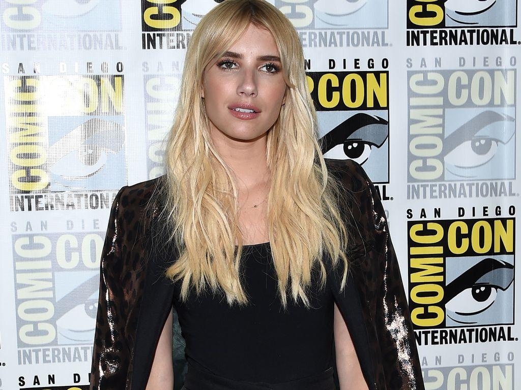 Emma Roberts bei der Comic-Con 2016 in San Diego
