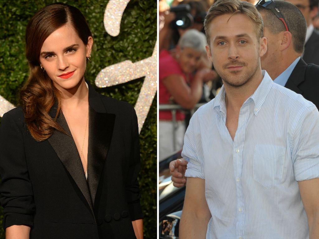 Ryan Gosling und Emma Watson