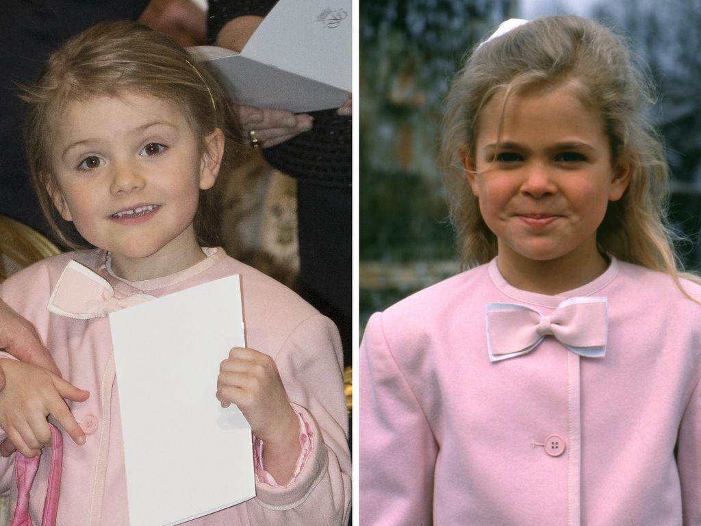 Madeleine von Schweden und Prinzessin Estelle von Schweden