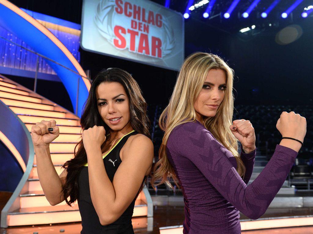 Sophia Thomalla, Schlag den Star und Fernanda Brandao