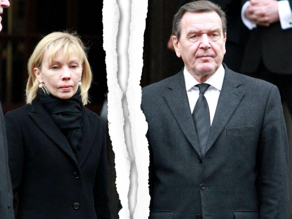 Doris Schröder-Köpf und Gerhard Schröder