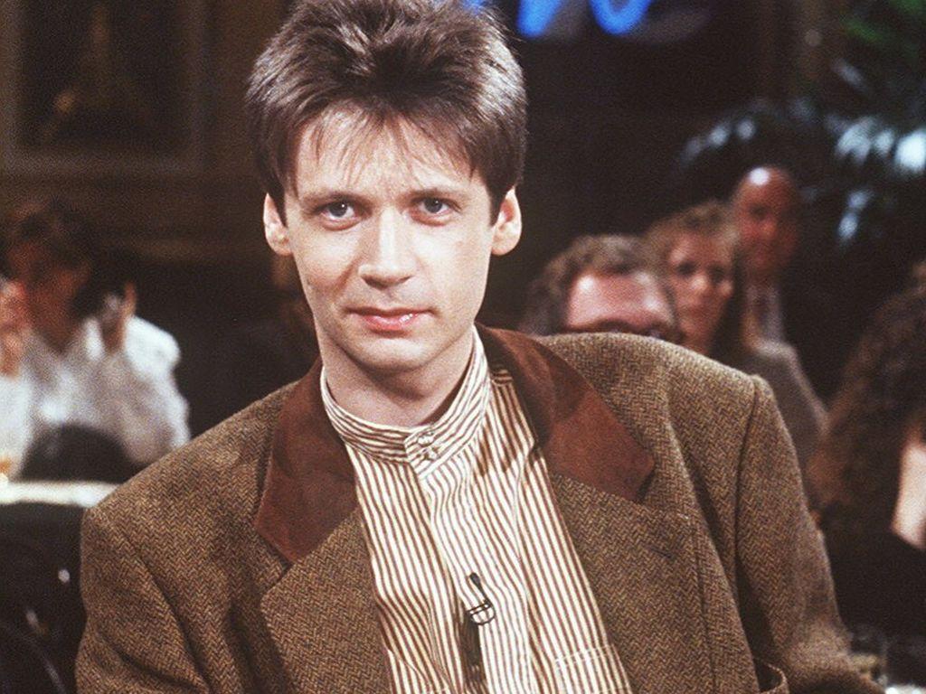 """Günther Jauch bei """"Live"""" 1989"""