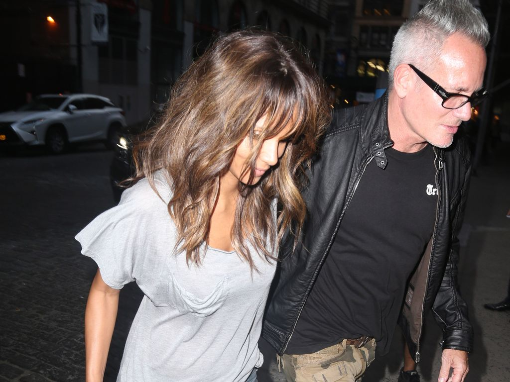 Halle Berry und Cliff Watts in New York