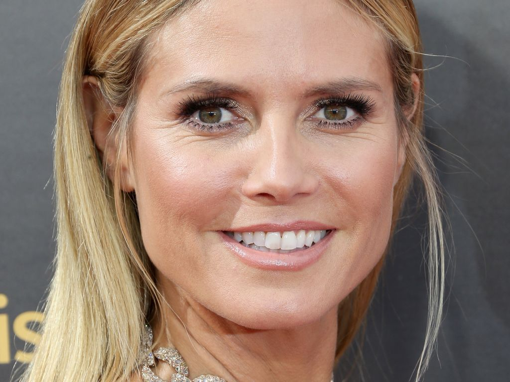 "Heidi Klum bei den ""Creative Arts Emmy Awards"" in Los Angeles"