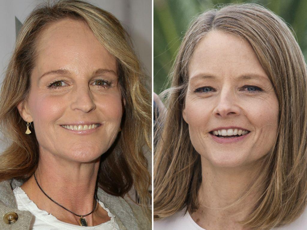 Helen Hunt und Jodie Foster